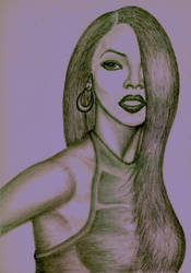 Aaliyah by mystikaal