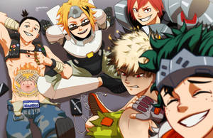 My Overwatch Academia (Pt 2) by Goombac