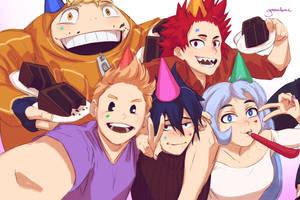 Happy Birthday, Tamaki! by Goombac