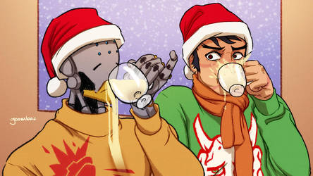 Eggnog by Goombac
