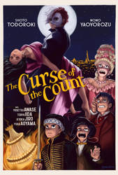 The Curse of the Count by Goombac