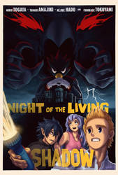 Night of the Living Shadow by Goombac