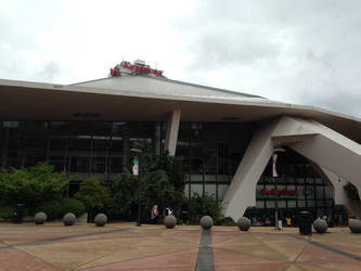 Seattle Key Arena by OliverRed