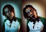 zombie girl by NatalieCartman