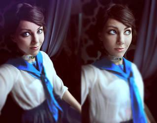 Elizabeth - Bioshock Infinite by NatalieCartman