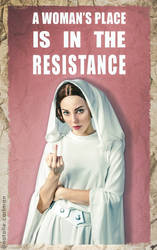 We are the resistance! by NatalieCartman