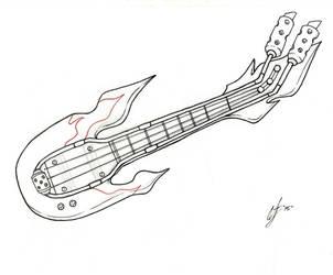 Jam City Blues :Hendrix Firestarter by misfit2588