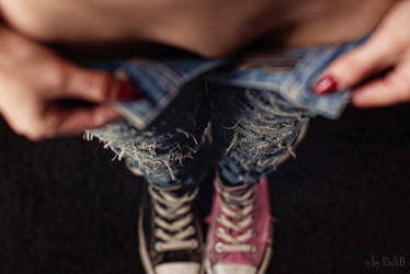 Chucks and Jeans by RickB500