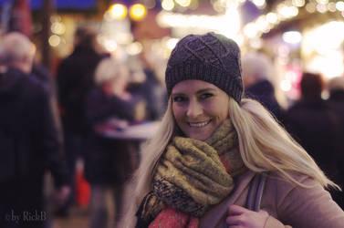 Christmas Market with Aurelia by RickB500