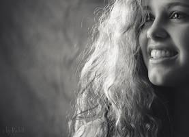 Smiling Pavlina by RickB500