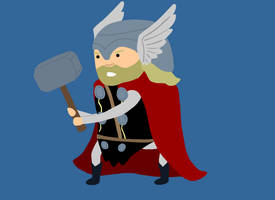 13. Thor by brobe