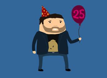 25. Me by brobe