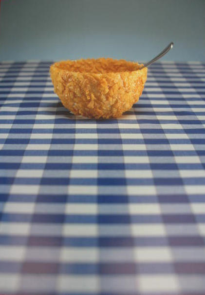 A Bowl Of Cornflakes by brobe