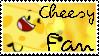 Cheesy Fan by Kaptain-Klovers