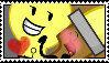 Lightbulb x Paintbrush Stamps by Kaptain-Klovers