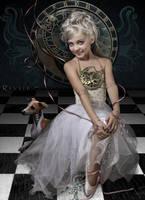Ballerina by Ravven78