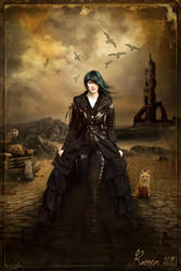 Lady of the Apocalypse by Ravven78