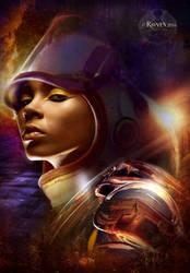 Space Pilot by Ravven78