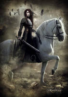 Death On A Pale Horse by Ravven78