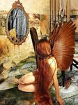 Fallen Angel by Ravven78