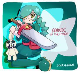 ANNIE OF THE STARS by mmmizuuu
