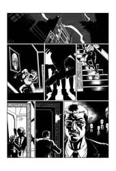 Batman Rebirth sample #1 by CanalesComics