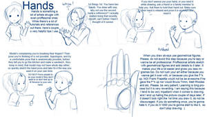 HANDful Tips by TigerBun