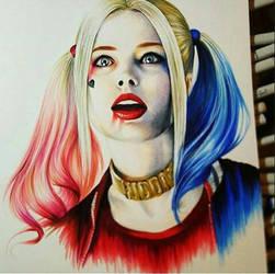 Harley Quinn by anvazamro