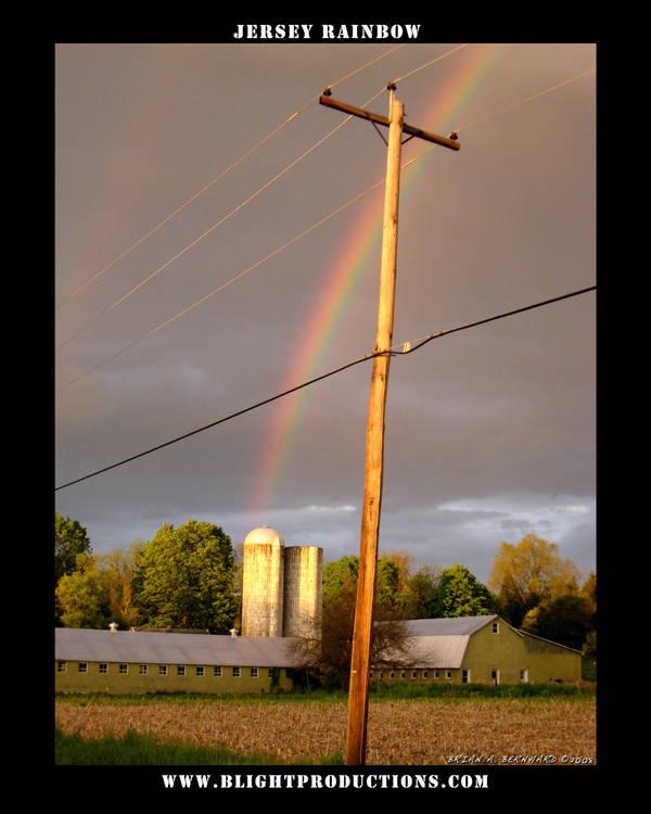 Jersey Rainbow by BrianABernhard