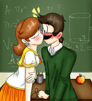 When I Kissed the Teacher by Luaisy