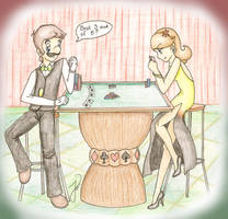 .Pokerface. by Luaisy