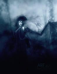 Queen of Shadows by Art-By-Mel-DA