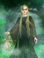 Enchantress by Art-By-Mel-DA