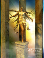 Gods Do Dream by Art-By-Mel-DA