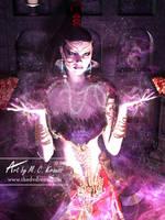 Conjuring Magic by Art-By-Mel-DA