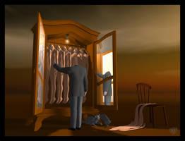 El duelo by vespertino