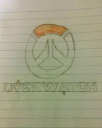 Overwatch Logo by Terrabosskiller1