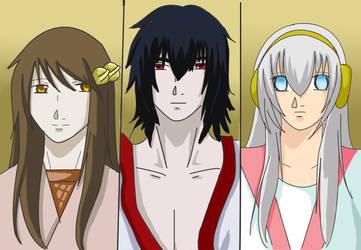 akeginu's Team by yami11