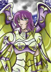 Athena to go Olimp by yami11