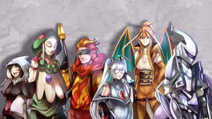 Co:  Pokemon Zeta Team by yami11