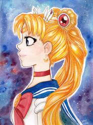 Sailor Moon by Emi801