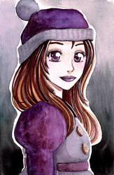 Purple by Emi801