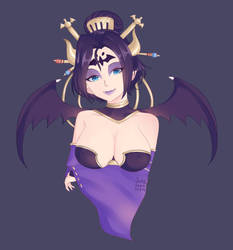 Lilithmon- full res. and uncensored by July-MonMon