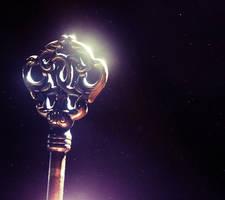 Magic Key. by MateuszPisarski