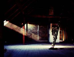 Secret of attic by MateuszPisarski