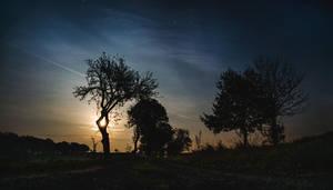 Moon light. by MateuszPisarski