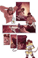 Sinbad Rogue of Mars 4 - Page by diegosimone