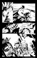 Batman - Sample Page 08 by diegosimone