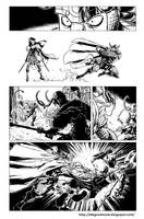 Thor Sample Pages 03 by diegosimone