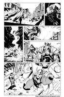 Thor Sample Pages 04 by diegosimone